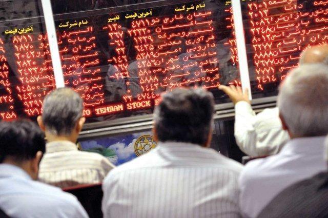 یک هفته نوسانات غیرمنتظره در بورس تهران