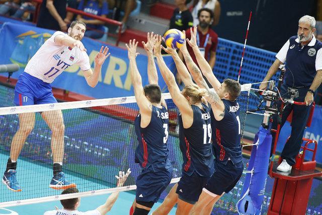 گروه بندی شش تیم برتر والیبال قهرمانی دنیا اعلام شد