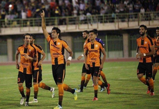 پیروزی مس کرمان و توقف بادران در هفته هشتم لیگ دسته یک فوتبال