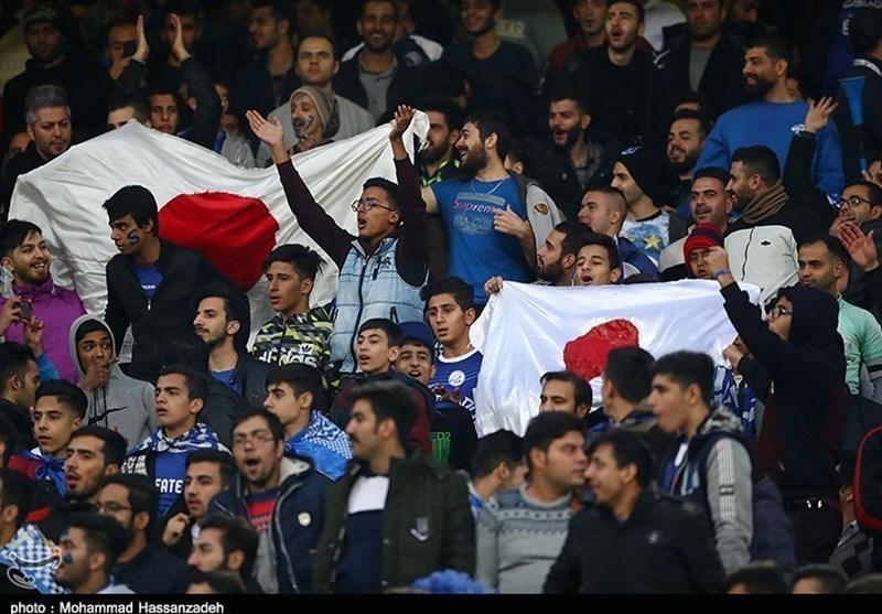 پرچم ژاپن زیر ذره بین کمیته اخلاق فدراسیون فوتبال