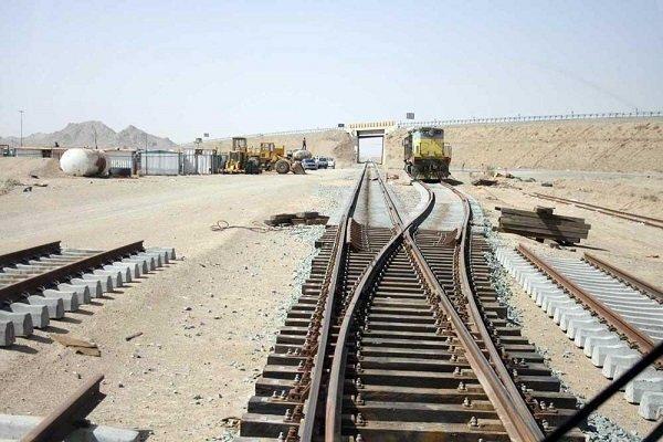 پیشرفت 38 درصدی راه آهن چابهار-زاهدان، توسعه بندر چابهار با خط آهن