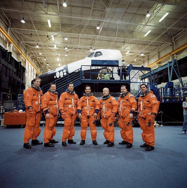 قد بلندترین فضانورد دنیا کیست؟