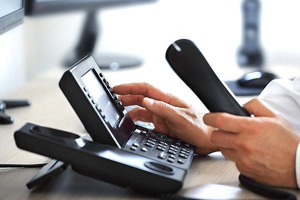 ثبت 359 تماس تلفنی مزاحم با مرکز 125 همدان طی یک روز