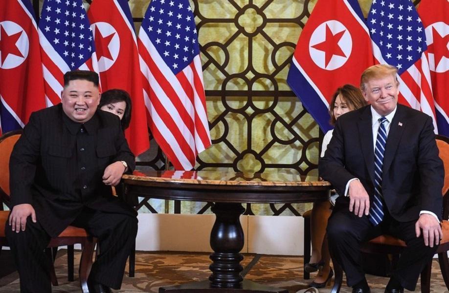 چین: مذاکرات آمریکا و کره شمالی ادامه یابد