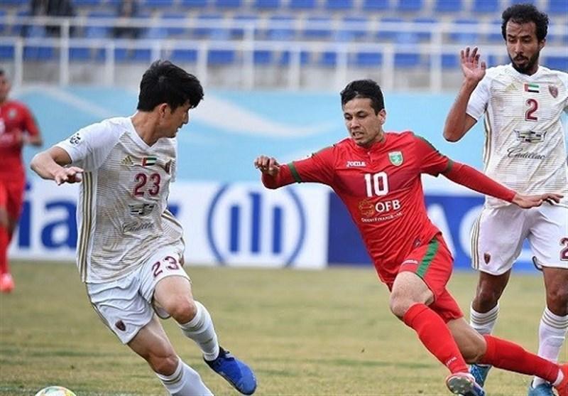 لیگ قهرمانان آسیا، صعود الوحده امارات با کسب پیروزی خانگی