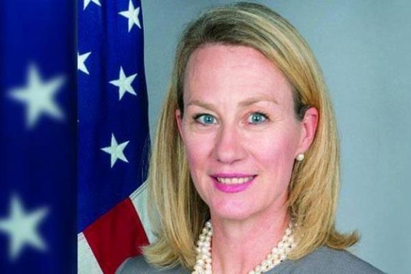 معاون وزیر خارجه آمریکا وارد کابل شد