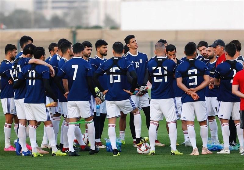 تیم ملی فوتبال همچنان آدیداس می پوشد