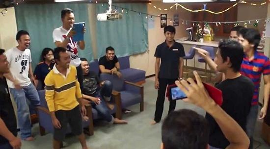 بازی های گروهی شاد و هیجان انگیز برای شب یلدا
