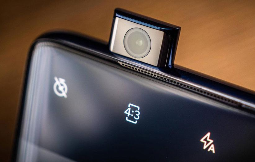 آیا دوربین پاپ آپ گوشی های هوشمند آمده است که بماند؟