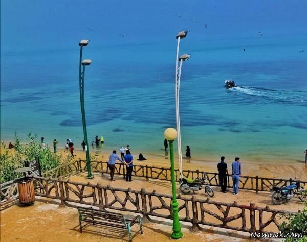 همکاری دستگاه های مختلف موجب توسعه گردشگری تابستانی در بوشهر