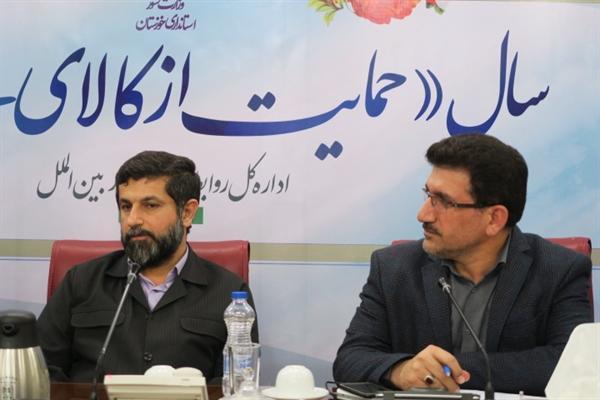 لزوم ایجاد نقشه راه در حوزه گردشگری خوزستان، آمادگی برای ایجاد بازارچه صنایع دستی در 10 شهر استان