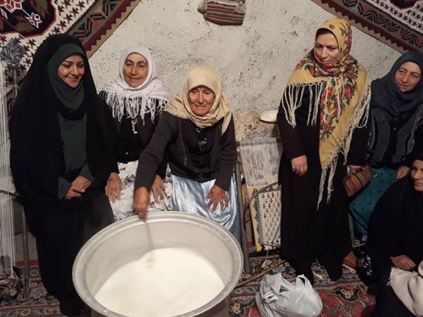 طرح زمستان بیدار در روستاهای گردشگری اردبیل اجرا می گردد