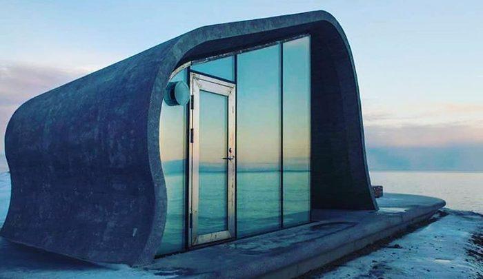 زیباترین توالت عمومی جهان برای توریست هایی که به نروژ می روند! ، تصاویر