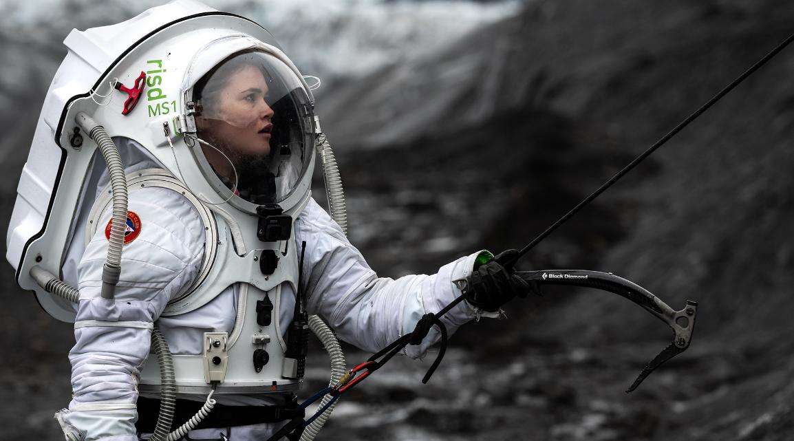 لباس های فضانوردی منحصر به فرد برای زندگی در مریخ آزمایش شد