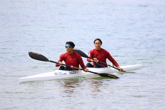 مربی قایقرانی بانوان: دریافت سهمیه المپیک با 4 ماه تمرین ممکن نبود