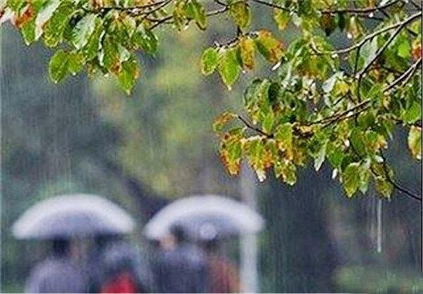 پیش بینی باران 4 روزه در 12 استان