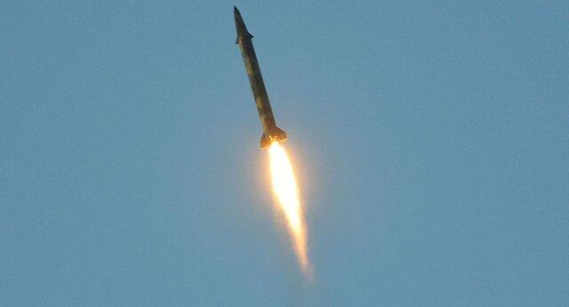 پایگاه ارتش عربستان هدف حمله موشکی انصارالله یمن