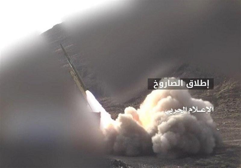 شلیک موشک قاصم به تجمعات ارتش سعودی در نجران