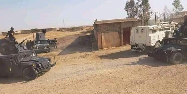 عکس، شروع عملیات امنیتی برای پاکسازی جنوب موصل