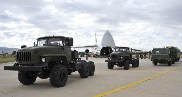 ترکیه تحویل دومین محموله از سامانه اس-400 را تایید کرد