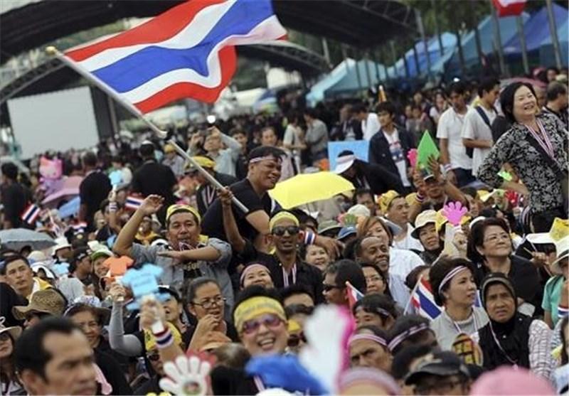 4 زخمی در انفجار نارنجک در نزدیکی کمپ مخالفان دولت در تایلند