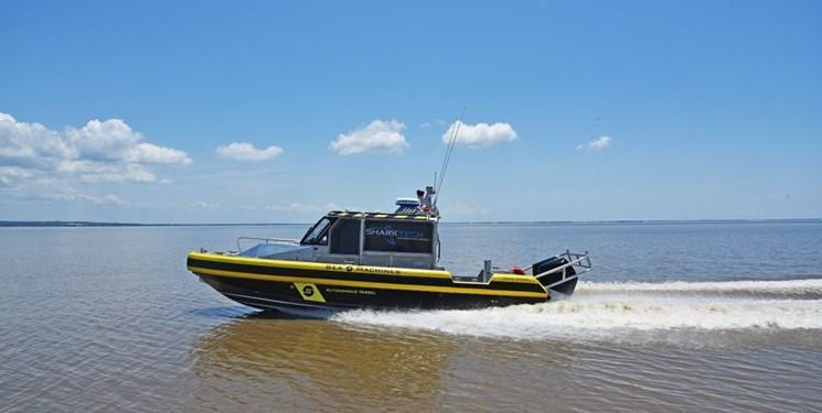 فراوری قایق گشتی خودران با توانمندی های استثنایی