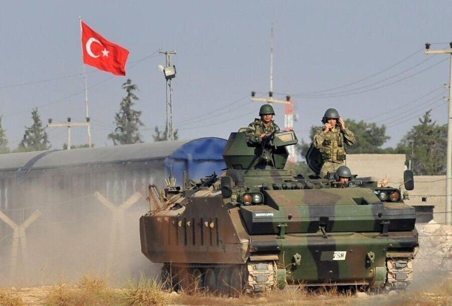 هشدار اتحادیه اروپا در خصوص حمله ترکیه به سوریه