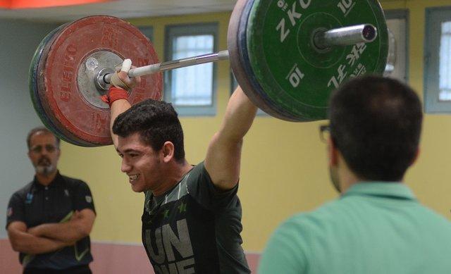 ترکیب تیم ملی وزنه برداری نوجوانان ایران در مسابقات قهرمانی جهان