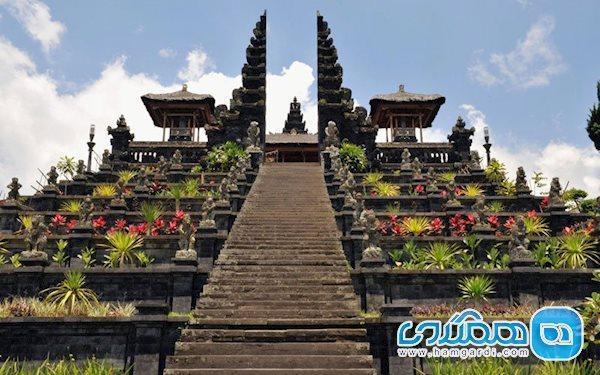 زیبایی را در معروف ترین معابد بالی از نزدیک لمس کنید