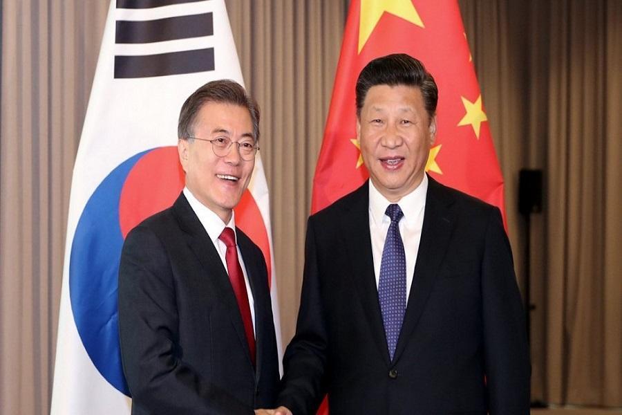 رئیس جمهور چین: سال آینده به کره شمالی می روم