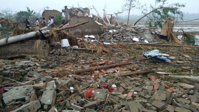 طوفان ساریکا در ویتنام 31 قربانی گرفت