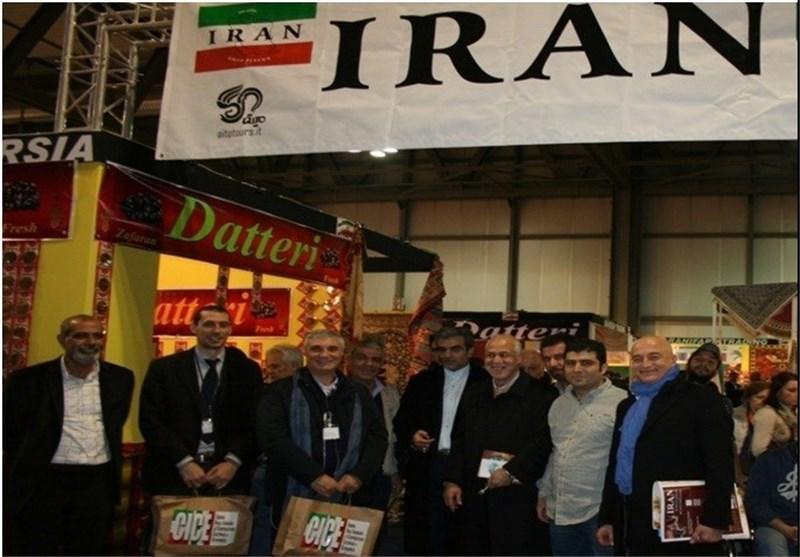 فروش 260 میلیون تومانی محصولات صنایع دستی ایران در نمایشگاه میلان ایتالیا