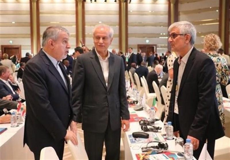 شروع بیست و چهارمین مجمع عمومی انجمن کمیته های ملی المپیک