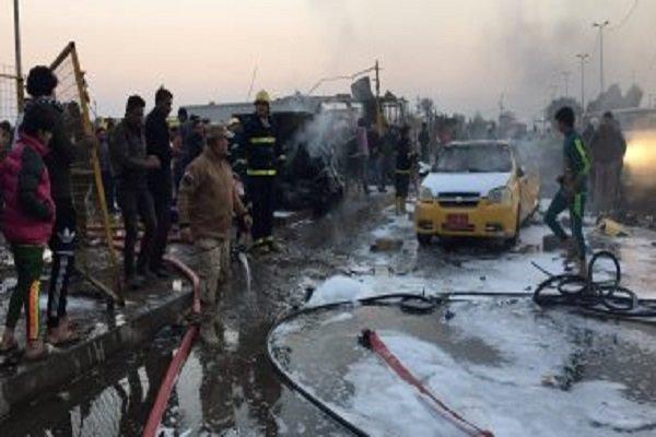 وقوع انفجار در مرکز استان کرکوک