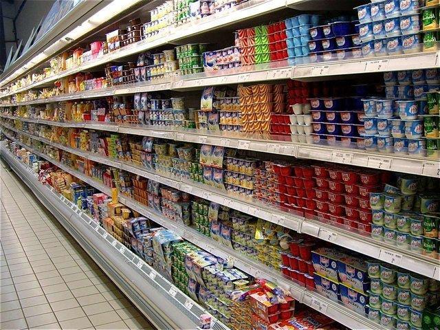 تمایل مردم اروپا و آمریکای شمالی به مصرف غذاهای بسته بندی شده
