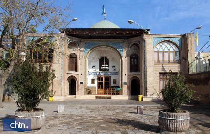 سامان دهی و مرمت امامزاده اسماعیل (ع) در قزوین