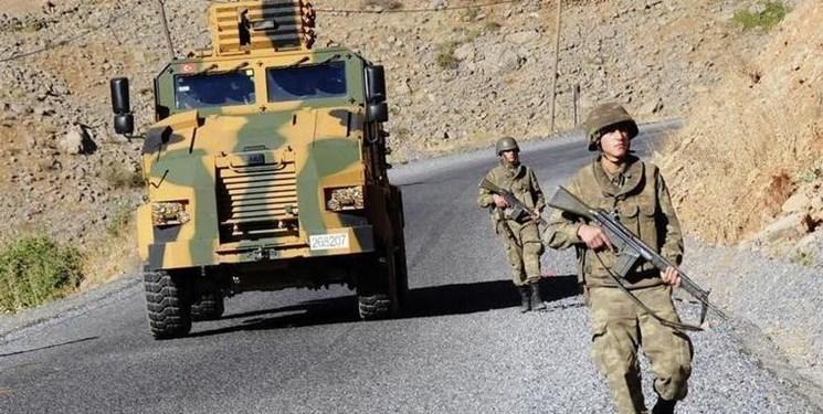 سانا: نظامیان ترکیه، گشتی روس را در الحسکه هدف قرار دادند