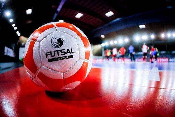 تیم ملی فوتسال ایران در رده چهارم دنیا