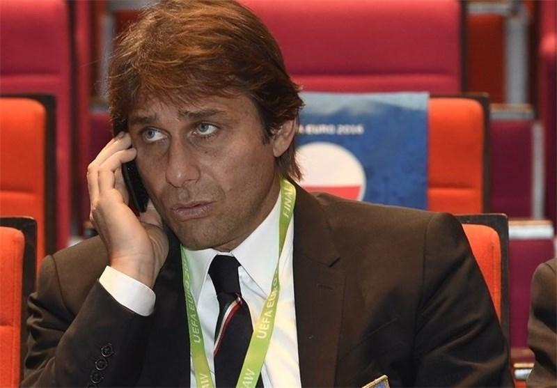فدراسیون فوتبال ایتالیا خواستار تمدید قرارداد کونته است