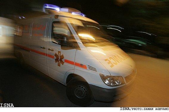 یک کشته و 11 مصدوم در دو حادثه ترافیکی خوزستان