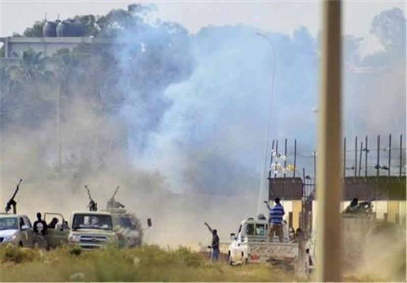 حمله به کاروان سفارت انگلیس در لیبی