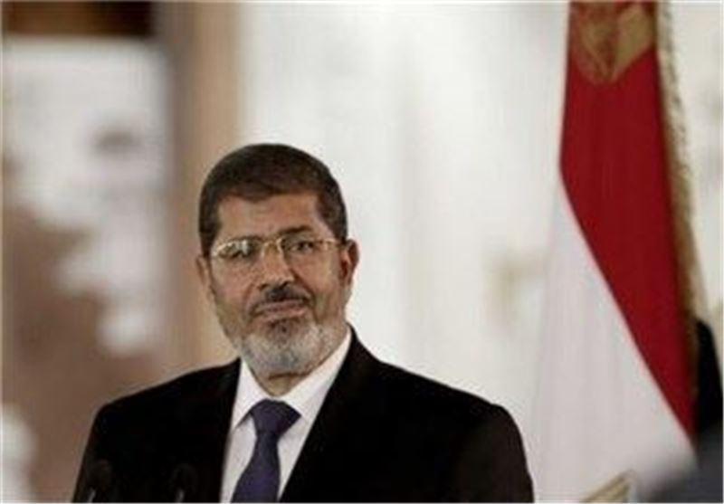 ملاقات مرسی با رهبران هند در دهلی نو