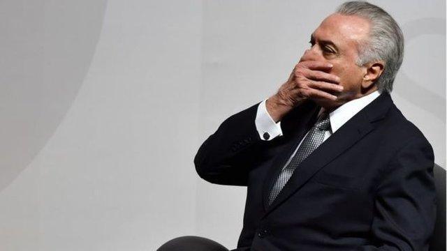 رئیس جمهوری برزیل سفرش به آسیا را کنسل کرد