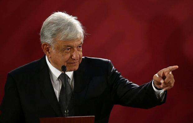 انتقاد رئیس جمهوری مکزیک از مداخله ترامپ در امور داخلی کشورش