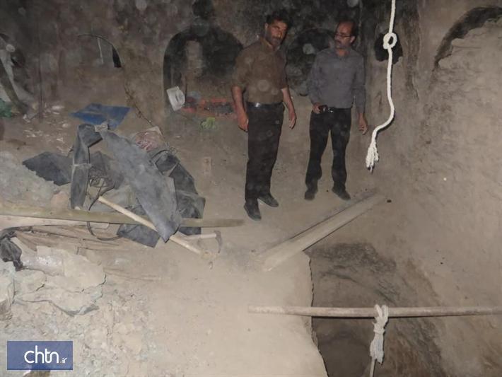 دستگیری 4 حفار غیرمجاز در تربت حیدریه