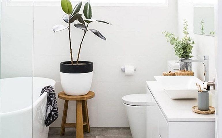 نکات مهم طراحی حمام کوچک