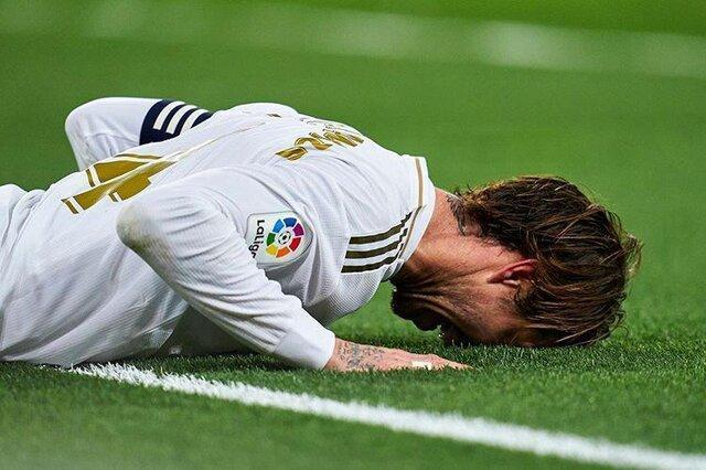سومین تساوی پیاپی رئال مادرید در لالیگا