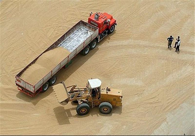 واردات 1.5 میلیون تن گندم از هند، ترکیه و چین
