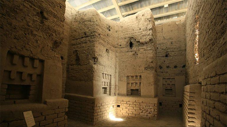 تاریخچه معماری ایران