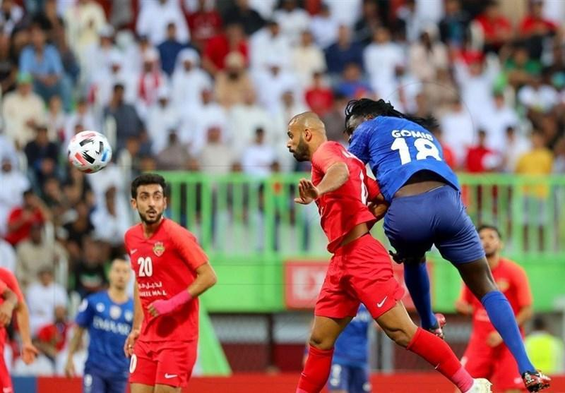 لیگ قهرمانان آسیا، ثبت دومین پیروزی در کارنامه الهلال در امارات، قعرنشینی شهر خودرو در گروه B